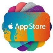 苹果app store电子卡充值码
